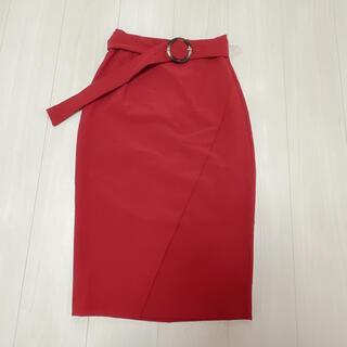 リゼクシー(RESEXXY)のリゼクシー タイトスカート(ひざ丈スカート)