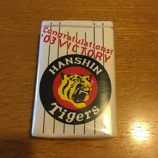 タイガース たばこ スポーツ/アウトドアの野球(記念品/関連グッズ)の商品写真