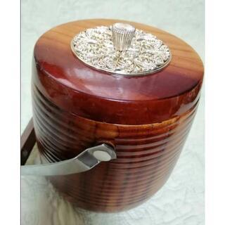 豪華なサーモス効果を持つ氷が溶けないアイスペール クラシック調(食器)