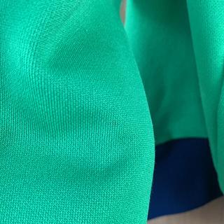 adidas - adidas アディダス 70s ジャージ 3号 緑 紺 グリーン ネイビー