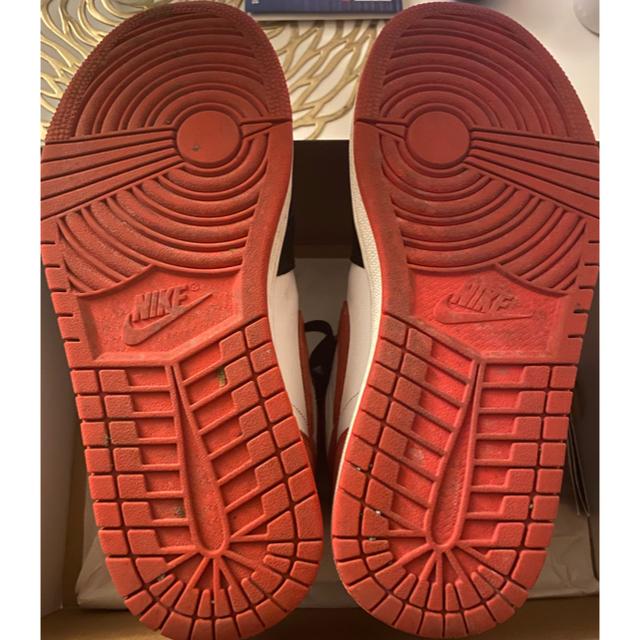 NIKE(ナイキ)のエアジョーダン1 レトロ HIGH OG 25センチ メンズの靴/シューズ(スニーカー)の商品写真