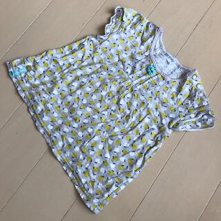ラグマート(RAG MART)のラグマート Tシャツ リンゴ柄 90(Tシャツ/カットソー)