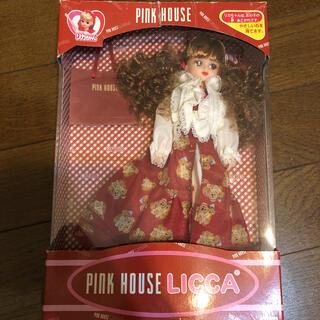 PINK HOUSE - ピンクハウス リカちゃん