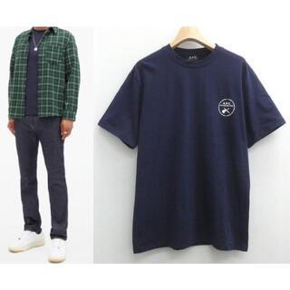 A.P.C - APC アーペーセー エド バイオリン ロゴ Tシャツ TEE