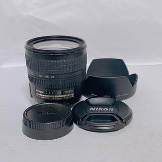 ニコン(Nikon)のNikon AF-S NIKKOR 24-85mm f3.5-4.5G ED(レンズ(ズーム))