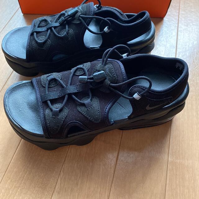 NIKE(ナイキ)のナイキ エアマックス ココ ウィメンズサンダル ブラック レディースの靴/シューズ(サンダル)の商品写真