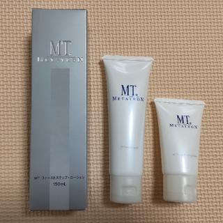 mt - MT ファーストステップローション クレンジング 洗顔料