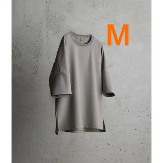 アタッチメント(ATTACHIMENT)のWYM×ATTACHMENT IRREGULAR SLEEVE RELAXTEE(Tシャツ/カットソー(半袖/袖なし))
