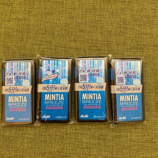 4個 ミンティア チョコレートおまけ付き(菓子/デザート)