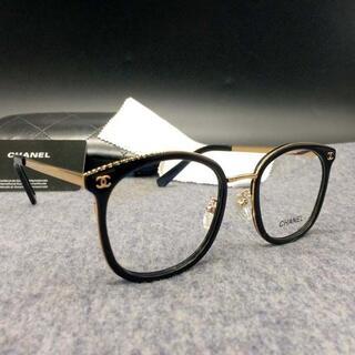 CHANEL - シャネル CHANEL 2130 メガネ フレーム サングラス ブラック