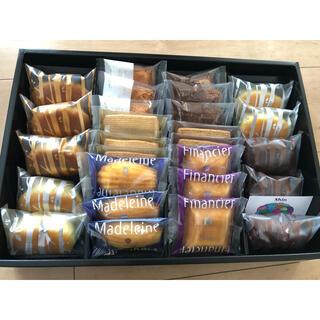 ファクトリーシン 焼き菓子詰め合わせ(菓子/デザート)