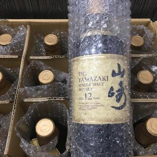 山崎12年  サントリー ウイスキー 12本セット カートン
