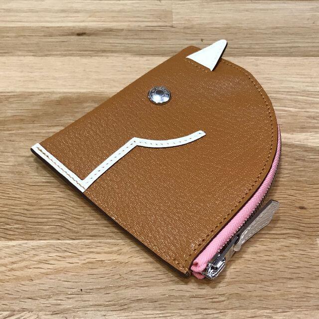 Hermes(エルメス)の新品未使用 エルメス 入手困難 パドックウォレット シュヴァル Y刻印 レディースのファッション小物(財布)の商品写真