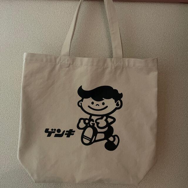 ゲンキクール トートバッグ メンズのバッグ(トートバッグ)の商品写真
