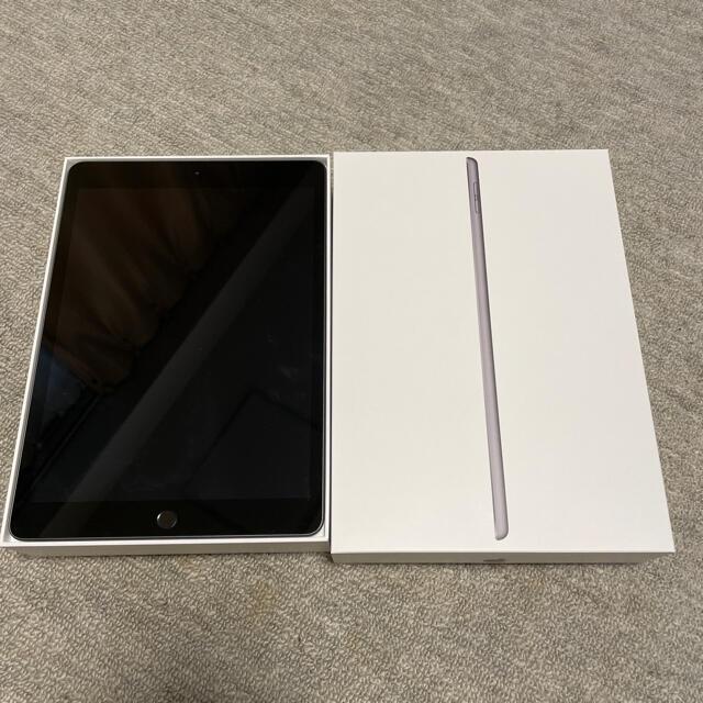iPad(アイパッド)のiPad 第8世代 32gb wifi スペースグレー スマホ/家電/カメラのPC/タブレット(タブレット)の商品写真