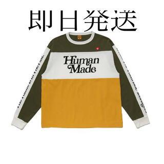 ジーディーシー(GDC)のhuman made verdy bmx(Tシャツ/カットソー(七分/長袖))