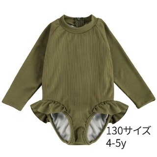 Caramel baby&child  - 再入荷! yori&otis風 ラッシュガード水着 130サイズ