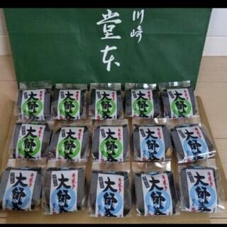 川崎名産✨ 大師巻 3本入り 醤油8袋・塩7袋(菓子/デザート)