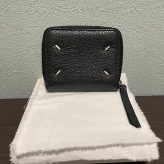 マルタンマルジェラ(Maison Martin Margiela)のメゾンマルジェラ 二つ折り財布 極美品(コインケース/小銭入れ)
