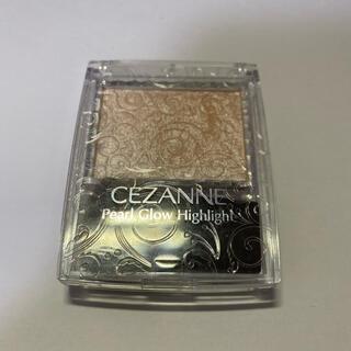 CEZANNE(セザンヌ化粧品) - セザンヌ ハイライト パールグロウハイライト 01