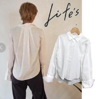 トゥデイフル(TODAYFUL)のTODAYFUL Double Cuff Shirts(シャツ/ブラウス(長袖/七分))