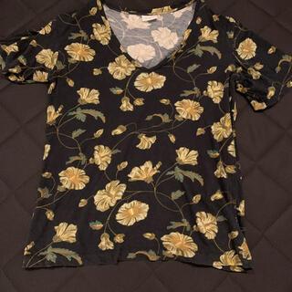 ドリスヴァンノッテン(DRIES VAN NOTEN)のドリスヴァンノッテンの花柄シャツ(Tシャツ/カットソー(半袖/袖なし))