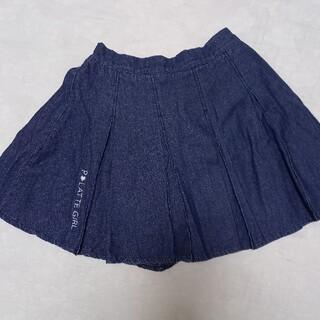 PINK-latte - 【匿名配送】インナーパンツ付きスカート 160㎝