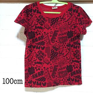 アナップキッズ(ANAP Kids)のANAPkids  キッズ Tシャツ  100cm(Tシャツ/カットソー)