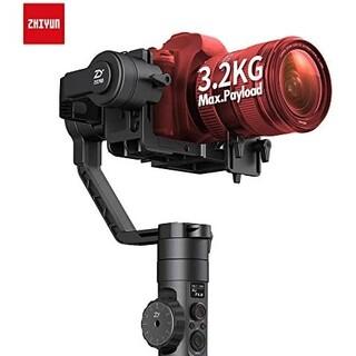 zhiyun crane2 カメラ ジン バル 3.2kg 搭載荷重