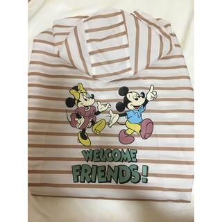 Disney - バースデイ レインポンチョ ミッキー  レトロミッキー  ディズニー