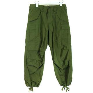 YAECA - ヤエカ YAECA  LIKE WEAR BAKER PANTS/ パンツ カー