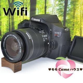 Canon - キャノン kiss X8i☆WiFi機能搭載!高性能一眼レフ☆1717-1