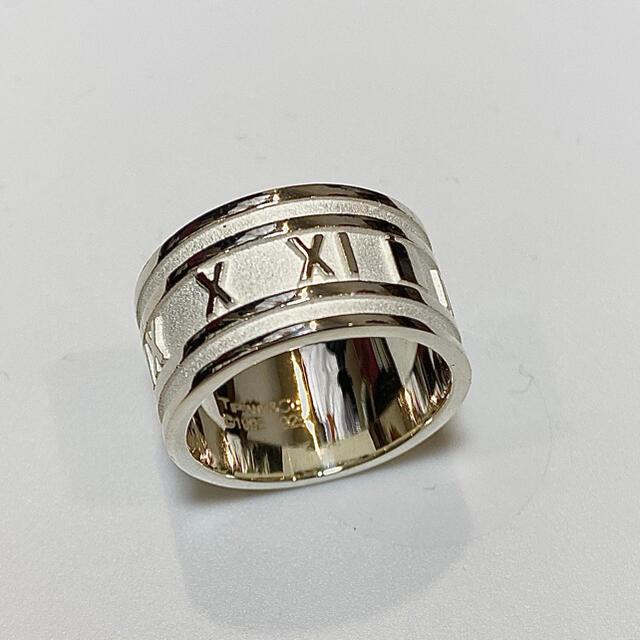 Tiffany & Co.(ティファニー)のティファニーリング☆9号シルバー92.5 レディースのアクセサリー(リング(指輪))の商品写真