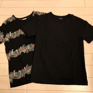 ZARA - ZARA 半袖Tシャツ 2枚セットです!お得
