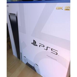 SONY - PS5本体⭐︎ディスクドライブ搭載モデル⭐︎新品未開封