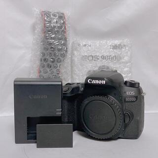 Canon - 【付属品充実】 Canon eos 9000D ボディ 本体