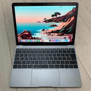 Apple - 【最軽量】MacBook 12inch 2017 office付
