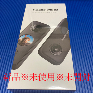 【新品未開封】Insta360 ONE X2