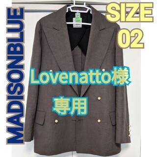 MADISONBLUE - ★MADISON BLUE★ W6B LINEN PEARL JACKET