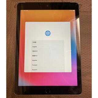 Apple - iPad 第5世代 Cellular 32GB スペースグレイ ジャンク