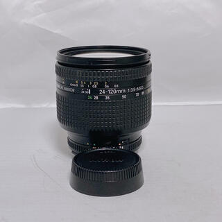 ニコン(Nikon)のNikon AF NIKKOR 24-120mm f3.5-5.6D(レンズ(ズーム))