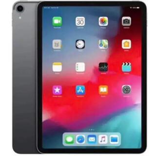 Apple - 新品未開封 iPad Pro 11インチ スペースグレー