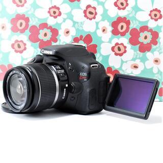 Canon - ❤自撮り&動画❤キャノン kiss x5 ❤高性能❤初心者お勧め❤大人気❤