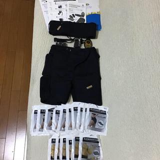 スレンダートーン 腹筋ベルト&ショーツ 交換用パッド付(トレーニング用品)