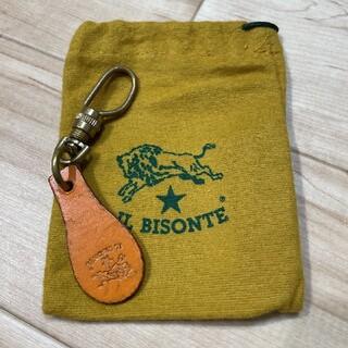 IL BISONTE - イルビゾンテ レザー キーホルダー 2032