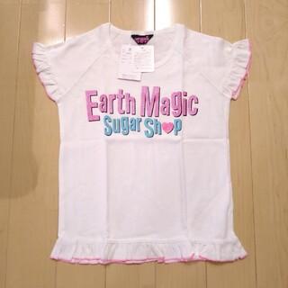 アースマジック(EARTHMAGIC)の即購入🆗💕 新品、ティシャツ、140size♡(Tシャツ/カットソー)