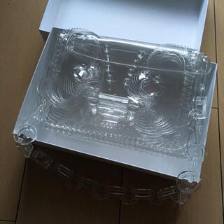 マメ(mame)のMame Kurogouchi PVC mini チェーン バッグ クリア(ショルダーバッグ)