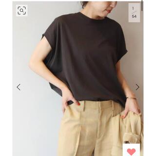 Plage - Plage リヨセルハイゲージTシャツ◆