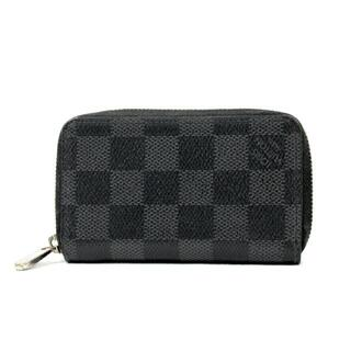 LOUIS VUITTON - ルイヴィトン グラフィット コインケース ジッピー・コインパース J3936