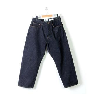 YAECA - YAECA (ヤエカ) 2-14W CROPPED DENIM PANTS